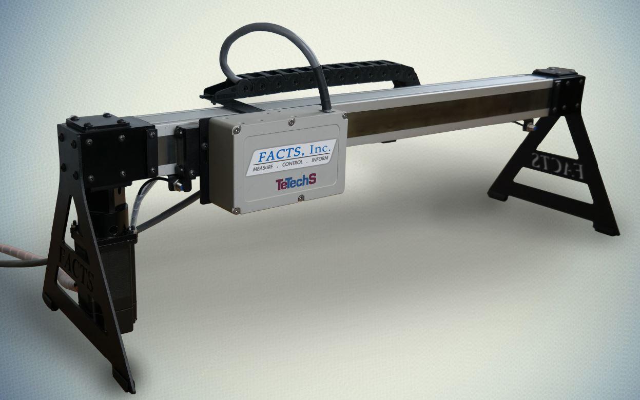 TeraHertz Gauge Scanner for Rubber